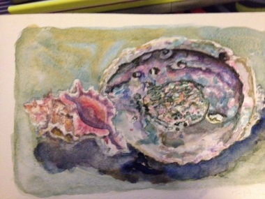Abalone (Print will be available)