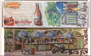 BO's Fish Wagon, Key West For Sale!