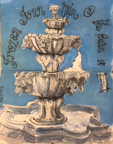 The Fountain III For Sale!