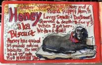 Honey (Archival print $50)