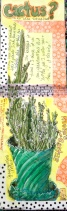 Mom's Cactus Print Only