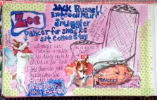 Zoe Journal (Archival print $50)
